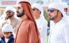 الصورة: محمد بن راشد: ندعم تطوير رياضة الفروسية عالمياً