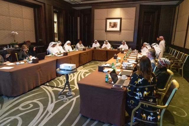 بحث التعاون بين «تنظيمية مؤتمر الطاقة العالمي» ودوائر أبوظبي style=