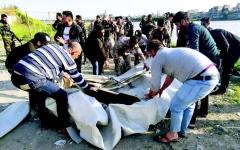 الصورة: الصورة: 155 قتيلاً ومفقوداً ضحايا  «عبّارة الموت» في العراق