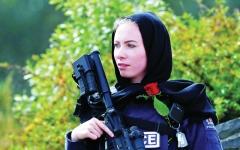 الصورة: الصورة: نيوزيلندا «ترتدي الحجاب» اليوم تضامناً مع المسلمين