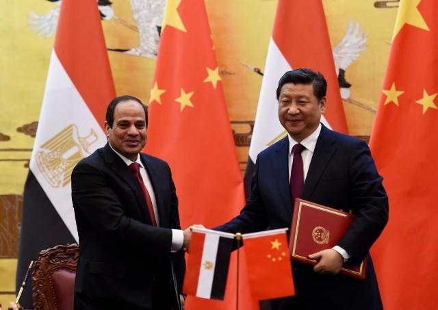 نظرة على الرؤية الصينية للتنمية في الشرق الأوسط style=