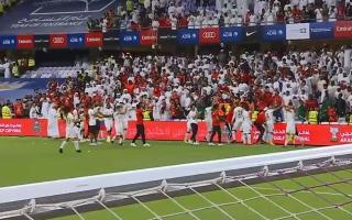 شباب الأهلي يتوّج بطلاً لكأس الخليج العربي للمرة الرابعة بفوز على الوحدة 3-1