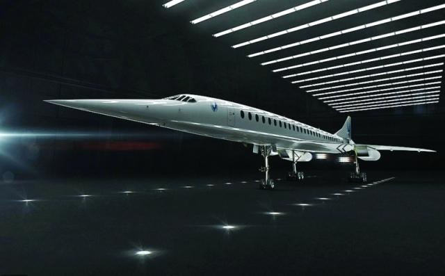 نقل الركاب من «لندن» إلى «نيويورك» في نصف ساعة 2030 style=