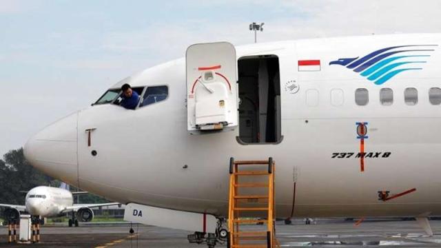 جارودا الاندونيسية تلغي طلبية لشراء 49 طائرة من  طراز بوينج 737 ماكس 8 style=