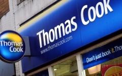 الصورة: التحوّل الإلكتروني يغلق 21 مقراً لـ«توماس كوك»