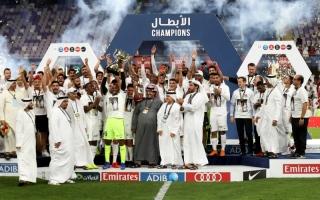 شباب الأهلي بطل كأس الخليج العربي
