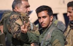 الصورة: الصورة: قوات سوريا الديمقراطية تعلن النصر الكامل على داعش في الباغوز