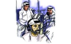 الصورة: راشد العليلي.. مؤسس أول إذاعة شعبية في الإمارات