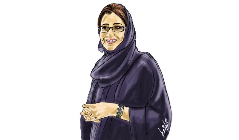 99a1996e3 مريم الساعدي: الواقع وقود كتاباتي والخيال معملها - البيان