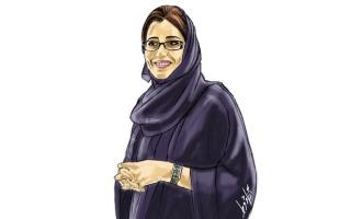 الصورة: الصورة: مريم الساعدي: الواقع وقود كتاباتي والخيال معملها