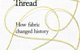 الصورة: الصورة: «خيط ذهبي».. تاريخ العالم من عين إبرة