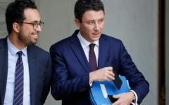 الصورة: الصورة: استقالة وزيرين فرنسيين لخوض انتخابات منصب عمدة باريس