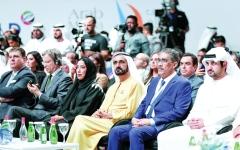 الصورة: الصورة: محمد بن راشد: جائزة الصحافة العربية أهم محفل للاحتفاء بالتميز