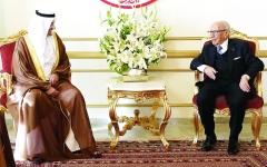 الصورة: الصورة: الإمارات: قمة تونس محطة مهمة لتعميق التعاون العربي