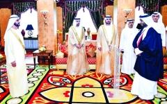 الصورة: الصورة: محمد بن راشد: الإمارات دولة عدالة وتسامح