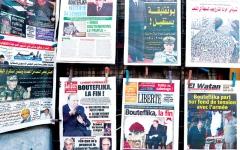 الصورة: الصورة: بوتفليقة للجزائريين: سامحوني