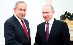 الصورة: الصورة: تداعيات محتملة لملف الجولان على التنسيق الروسي الإسرائيلي