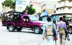 الصورة: الصورة: «الشرعية» تحبط هجوماً حوثياً كبيراً على الضالع