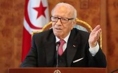 الصورة: الصورة: الرئيس التونسي يعلن عدم رغبته في الترشح لولاية ثانية