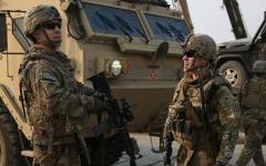 الصورة: الصورة: مقتل وإصابة 6 جنود أمريكيين بهجوم في أفغانستان