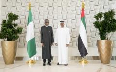 الصورة: الصورة: محمد بن زايد: الإمارات تسعى لتنويع علاقاتها مع الدول الصديقة