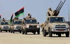 الصورة: الصورة: الجيش الليبي: معركة طرابلس تتصدى لمشروع الإخوان وقطر وتركيا