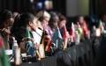 الصورة: الصورة: 340 موفداً دولياً يبحثون برامج إكسبو 2020 دبي المبتكرة