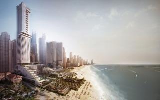 الصورة: الصورة: «كورينثيا» تطلق أكبر فنادقها في الشرق الأوسط بدبي