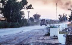 الصورة: الصورة: فرنسا: جماعات إرهابية تقاتل الجيش الليبي في طرابلس