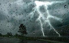 الصورة: الصورة: أمطار رعدية خلال الساعات المقبلة