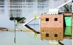 الصورة: الصورة: مبادرة إماراتية سعودية لتخفيف معاناة متضرري السيول في إيران