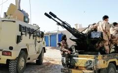الصورة: الصورة: الجيش الليبي يصدر مذكرة اعتقال بحق السراج