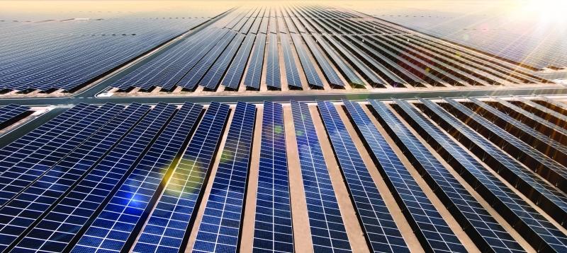 Ⅶ 75 % من الطاقة في دبي تنتج من مصادر نظيفة بحلول 2050 | أرشيفية