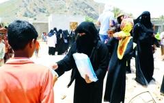 الصورة: الصورة: «الشرعية» تحرّر موقعاً استراتيجياً في حجّة