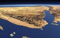 الصورة: الصورة: أمريكا : خطة السلام لن تشمل منح أرض من سيناء للفلسطينيين