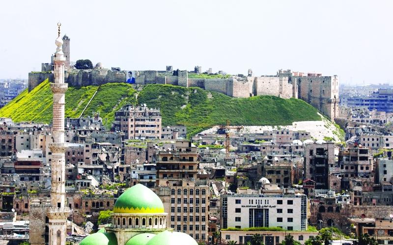 حلب الرائعة