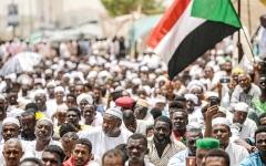 الصورة: الصورة: الإعلان عن مجلس مدني للحكم في السودان غداً