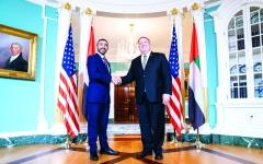 الصورة: الصورة: الإمارات ترحب بالتعاون الأمريكي ضد الحوثي والقاعدة