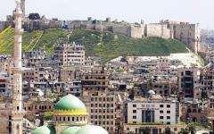 الصورة: الصورة: روسيا تضيّق الخناق على ميليشيات إيران في حلب