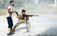 الصورة: الصورة: «تحالف الشر» مخطط قطري لإدامة فوضى ليبيا