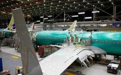 الصورة: الصورة: الإمارات و8 دول أجنبية تشارك في تقييم بوينغ 737 ماكس المعدّلة