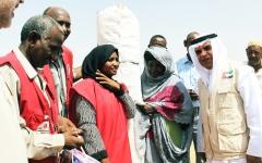 الصورة: الصورة: حزمة مساعدات مليارية من الإمارات والسعودية للسودان
