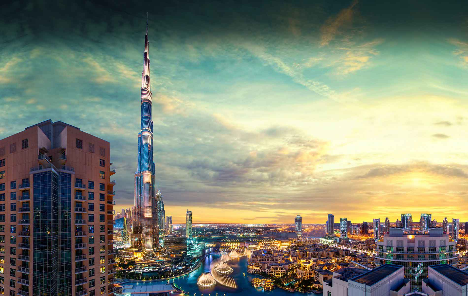 3.14 ملايين زائر في دبي بنهاية فبراير بنمو 3%