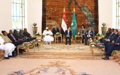 الصورة: الصورة: السودان يثمن دعم الإمارات والسعودية ومصر