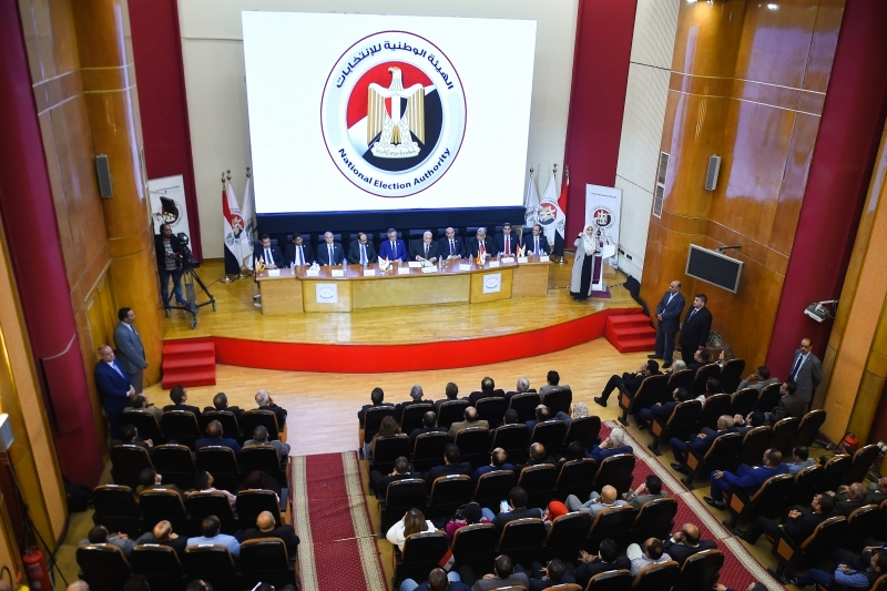 تأييد التعديلات الدستورية في مصر بنسبة 89 %  Image