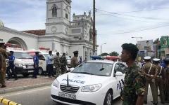الصورة: الصورة: ارتفاع عدد القتلى في تفجيرات سريلانكا إلى 359