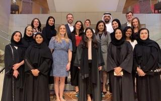 «فينتك هايف» دبي المالي العالمي يطلق برنامج «أكسيليريت هير» لتمكين المرأة