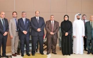 121 % نمو التجارة بين رأس الخيمة ومصر العام الماضي