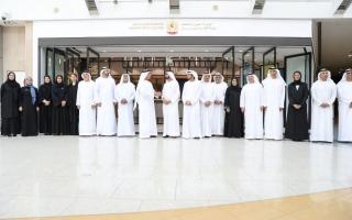 محمد بن راشد يكلف 4 وزراء بإدارة وزارة اللامستحيل