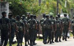الصورة: الصورة: سريلانكا تقبض على 7 أشخاص على خلفية التفجيرات